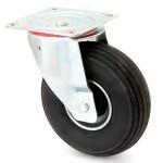 Rola pivotanta pneumatica