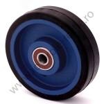 Roata cu cauciuc elastic 350-800 kg